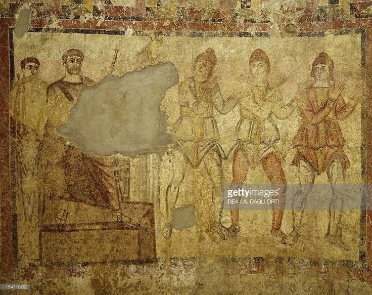 Ipogeo di Santa Maria in Stelle in Valpantena, Verona. Gli affreschi del IV-V secolo