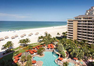 Florida Hotels Reservation: JW Marriott Marco Island Beach Resort