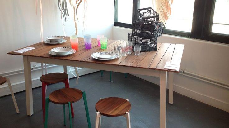 table et tabouret outdoor conforama confo deco