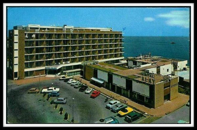 HOTEL ALAY - TOPRREMOLINOS - 1968