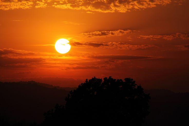 Sunset in Rimini by Silvio Ricchieri on 500px