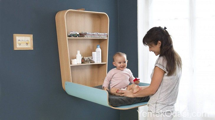 Bebek Odası İçin Alt Değiştirme Üniteleri Alt değiştirme ünitesi yada masası annelerin hayatını kolaylaştırın bir bebek odası parçasıdır. Özellikle de sezeryan doğum yapan anneler için çok kullanışlı bir üründür. Çünkü karındaki kesikten ötürü ağrıları vardır ve kolaylıkla eğilip kalkamazlar. Ben bugün size alt değiştirme ünitesi olarak da https://www.yemekodasi.com/bebek-odasi-icin-alt-degistirme-uniteleri/  #BebekOdası #Alt