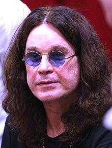 Famous rock star Ozzy Osbourne has bipolar disorder.