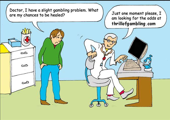 Top 10 best jokes about gambling
