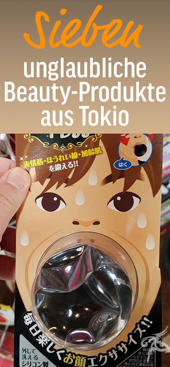 Tokios Drogerie-Märkte sind anders ... wie alle in Japan. Hell, vollgepackt, laut und bunt. Was sich teilweise dort an Beauty Produkten in die Regale verirrt, lässt uns Westler staunen. Manchmal auch gruseln.