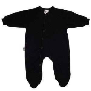 Pyjama bébé noir (dors-bien noir) http://simedio.fr/