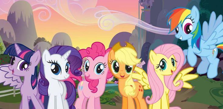 """Test: Welcher """"My Little Pony""""-Charakter bist du?"""