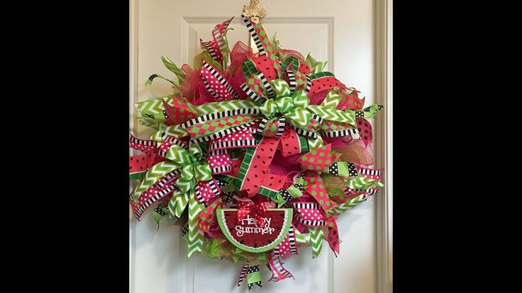 4th Of July Wreaths For Front Door Deco Mesh