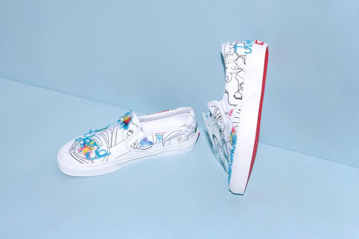 Marc Jacobs Vans Slip-On Collection Summer 2017   SneakerNews.com