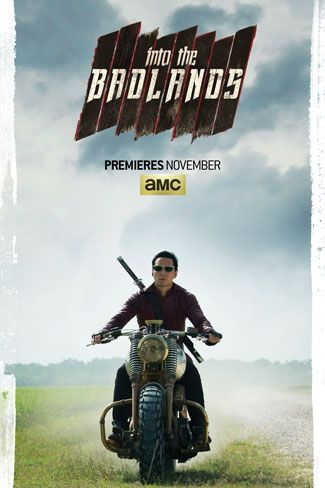 Into the Badlands Interview - Marton Csokas, Emily Beecham, Al Gough and Miles Millar #intothebadlands