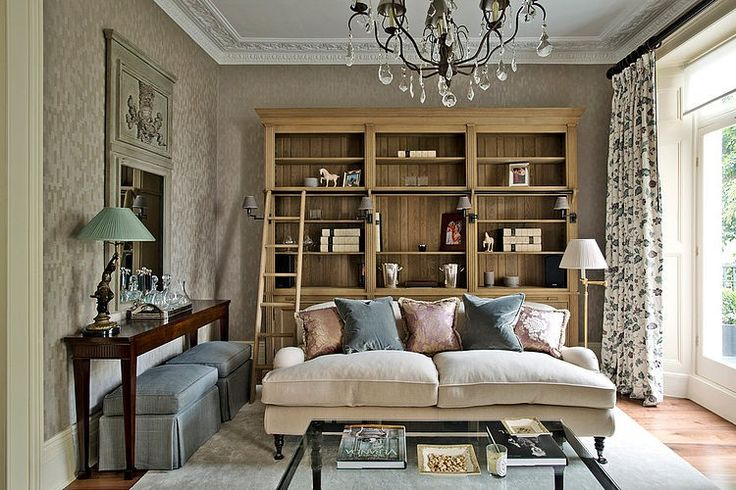 London Townhouse by Sims Hilditch