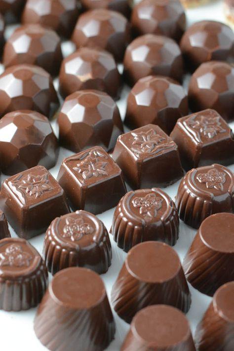 Sådan tempereres chokolade. Komplet guide til at temperere og overtrække chokolade derhjemme.