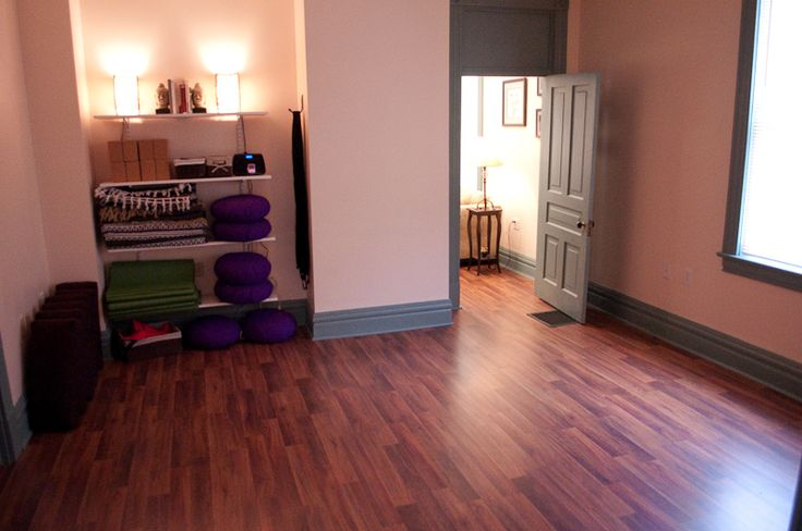 Village Center for Holistic Therapy - The in-house yoga and movement studio