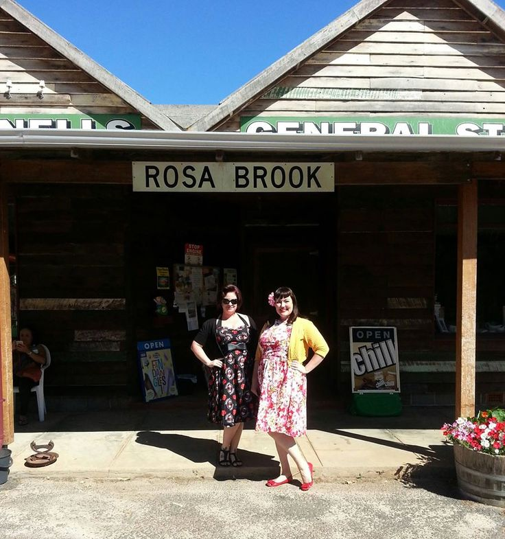 Darnells General Store-Rosabrook Step back in time.