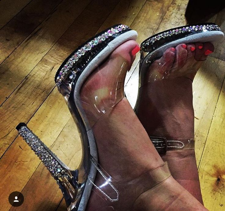 CLEAR POSING HEELS CUSTOM WITH SWAROVSKI CRYSTALS FOR BIKINI AND FIGURE COMPETITORS NPC IFBB CBBF BODYBUILDING FITSPO FOR SALE BLING