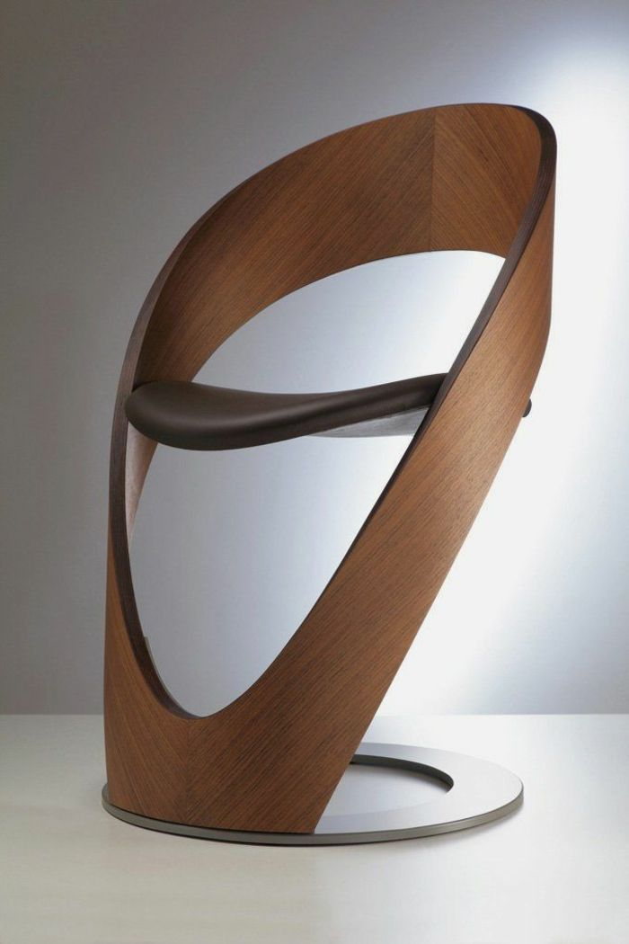 unique modern chair sitzmöbel stuhl modernistisch elegant