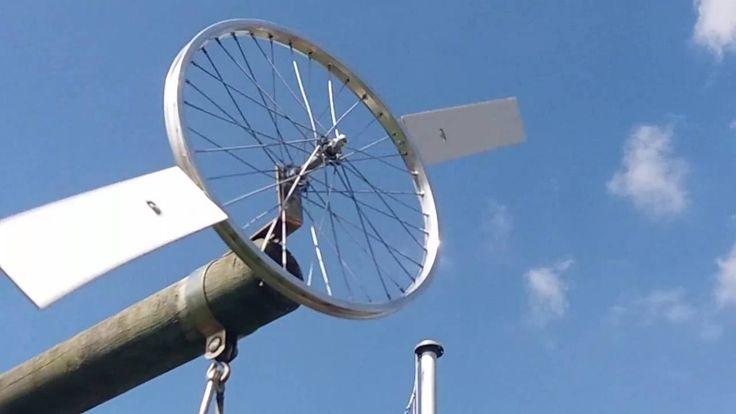 Windrad Selber Bauen - Ganz Einfach!