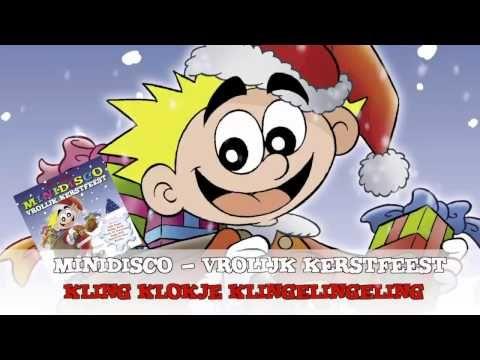Minidisco Vrolijk Kerstfeest - Kling Klokje Klingelingeling