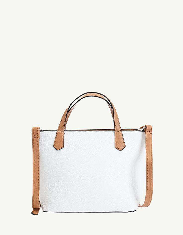 Mini shopper - Bolsos | Stradivarius España