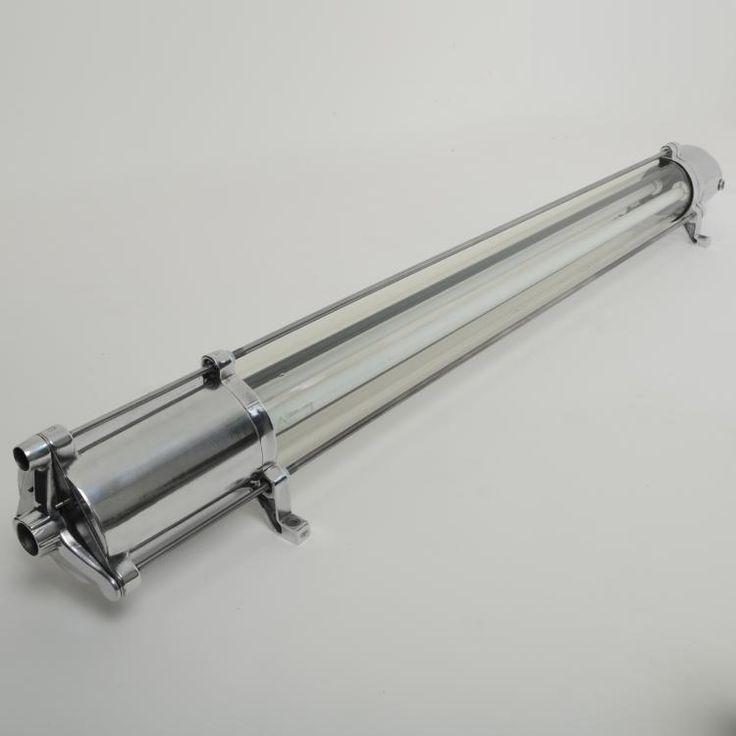 Vintage Industrial Fluorescent Light: Best 20+ Industrial Fluorescent Tubes Ideas On Pinterest