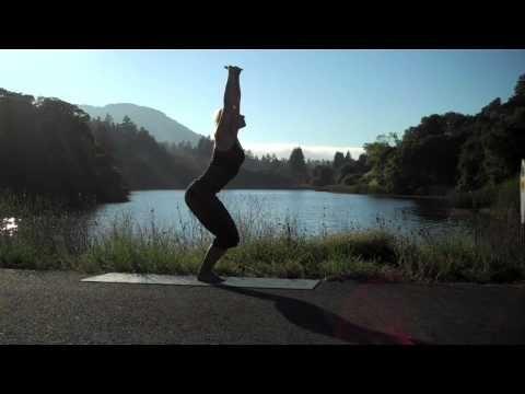 Ashtanga Vinyasa Yoga - Flying Practice---i hope to get to this level