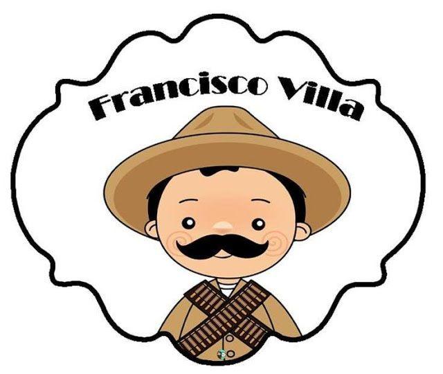 Tareitas Francisco Villa Revolucion Mexicana Revolucion Mexicana Para Ninos Periodico Mural Noviembre