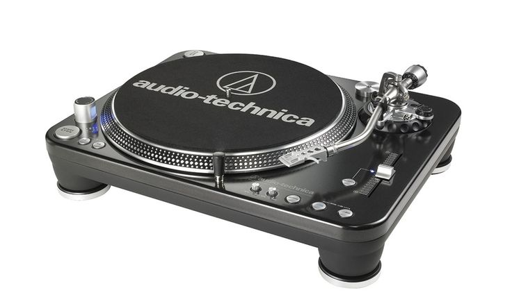 The Audio Technica LP1240 is an excellent turntable for aspiring DJs, and can be used both in the bedroom and at parties and clubs. Cheap too!
