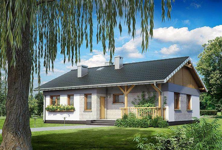 EKO 05 | Projekty rodinných domov | Stavby domov