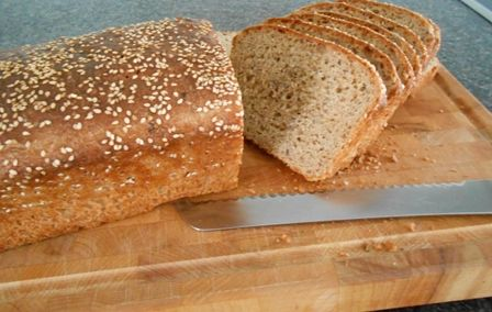 Speltbrood - Speltbrood recept voor oven & broodbakmachine!