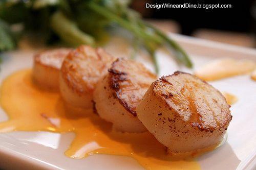 ... sea scallops in saffron sauce 3 jpg saffron rubbed sea scallops