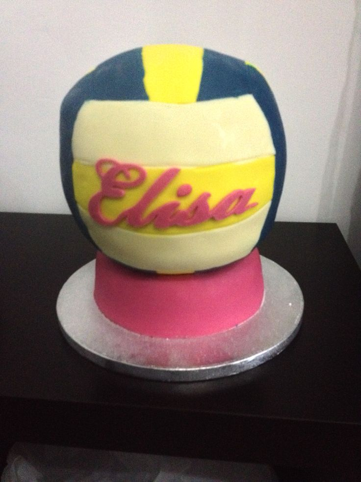 Volleyball for the girl
