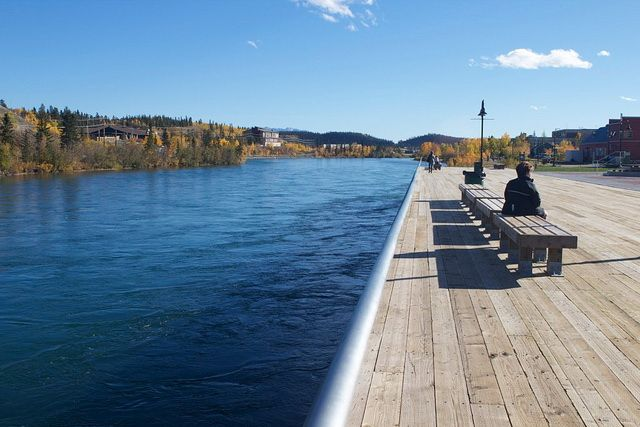 Downtown Whitehorse, The Yukon -26 Fun, Interesting and Useful Facts About Whitehorse, The Yukon