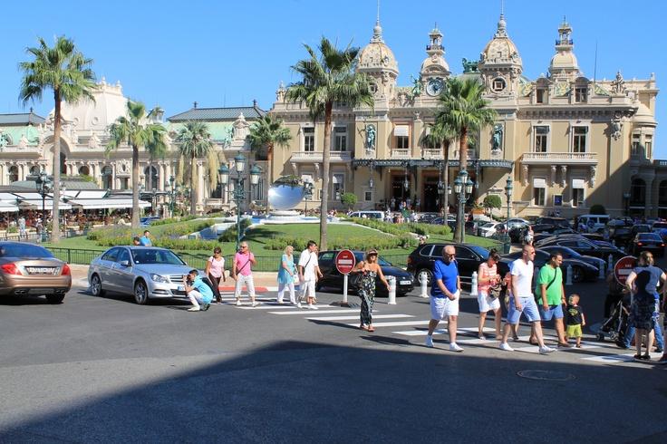 The Casino in Montecarlo.