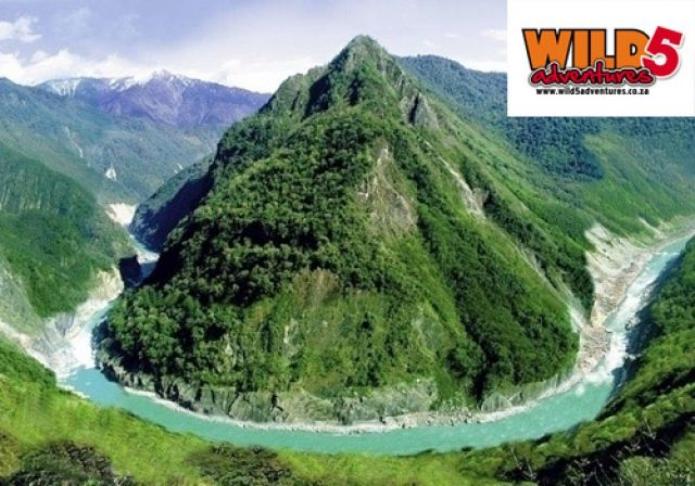 Gorges and canyons from around the world: Yarlung Zangbo Grand Canyon #Wild5Gorge  While defining canyons as 'largest' or 'deepest' is always imprecise because you can measure length, total area, height in different locations, etc., and because not all canyons and gorges can be measured accurately because of inaccessibility, the following series has a mix of the longest, deepest, and widest (in area) canyons and gorges from around the world.  Click the link to read more.