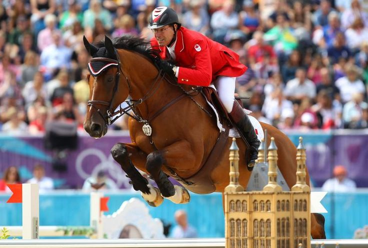 Olympic Equestrian Competitors
