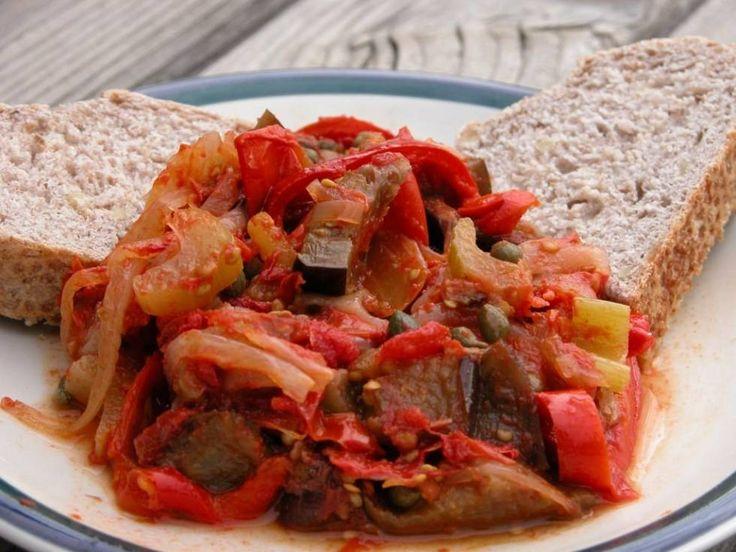 Caponata recept, gemaakt door Hanneke