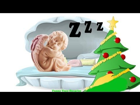 A Christmas Lullaby Sleep Baby, Carol Lyrics Song Cartoon Animation Nursery Rhimes Kids - YouTube