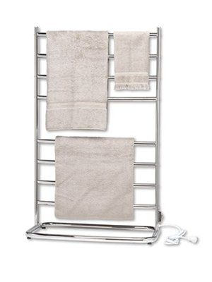 Warmrails Hyde Park Freestanding Towel Warmer