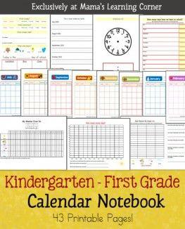 120 day calendar template - 17 best ideas about first grade calendar on pinterest