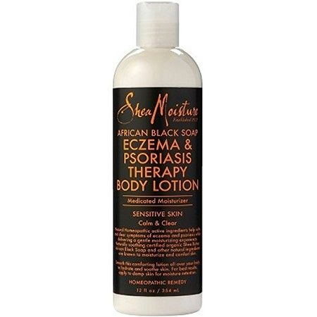 Shea Moisture African Black Soap Eczema & Psoriasis Therapy Body Lotion 12 oz $10.79   Visit www.BarberSalon.com One stop shopping for Professional Barber Supplies, Salon Supplies, Hair & Wigs, Professional Products. GUARANTEE LOW PRICES!!! #barbersupply #barbersupplies #salonsupply #salonsupplies #beautysupply #beautysupplies #hair #wig #deal #promotion #sale #SheaMoisture #African #BlackSoap #Eczema #Psoriasis #Therapy #BodyLotion