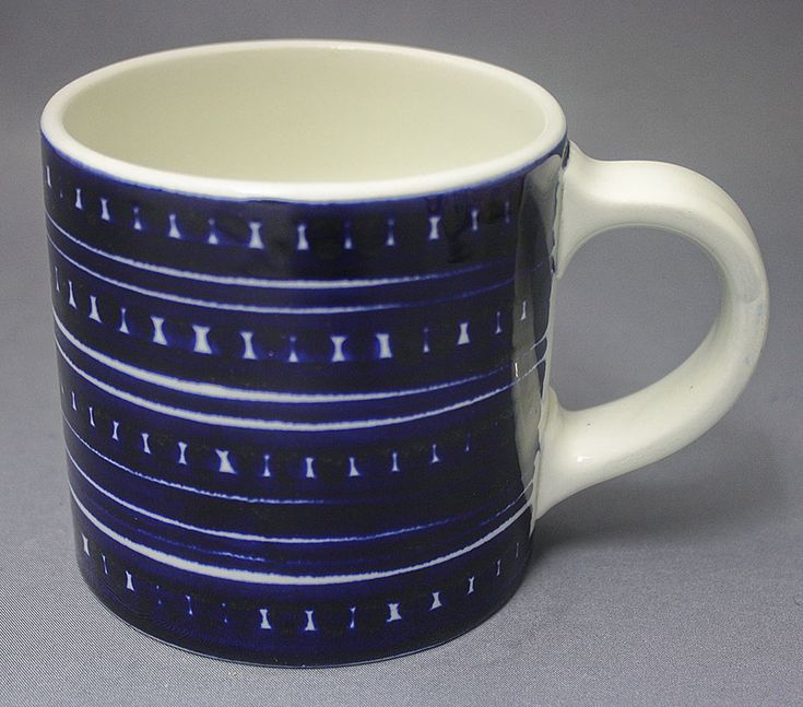 Arabia, mug, haarikka, Gunvor Olin-Grönqvist | Shopping Place for Friends of Old Antique Dishware - Dishwareheaven.com