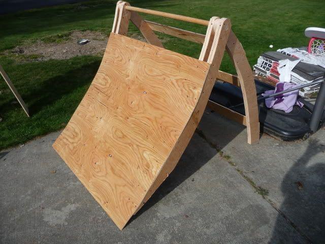 foldable rc ramp rc race track pinterest. Black Bedroom Furniture Sets. Home Design Ideas