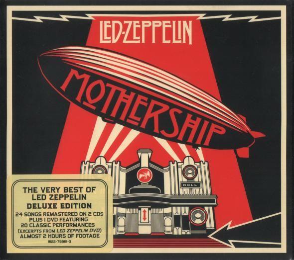 http://custard-pie.com/ Led Zeppelin -  Mothership (2CD + DVD)