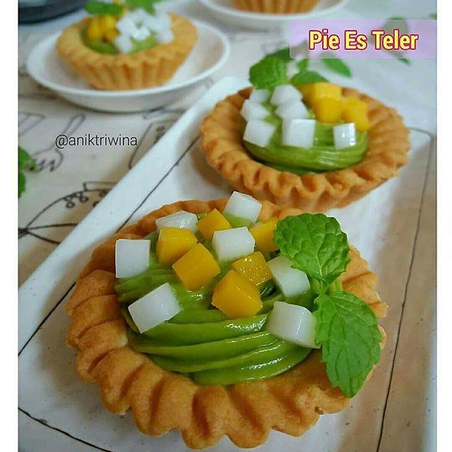 Pie Es Teler Rebake Aniktriwina Source Meibasuki Saya Hanya Bikin Setengah Dr Resep Asli Cetakan Diameter 7 Resep Resep Masakan Indonesia Makanan Dan Minuman