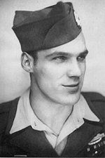 """Private First Class Henry """"Hank"""" Charles Zimmerman - Easy Company, 2nd Battalion, 506th PIR, 101st Airborne - WWII March 26, 1925 - October 3, 2011"""