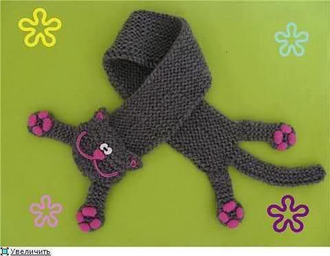 Te gustan los gatos... y las bufandas? | Gabby G.