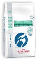 From 11.96:Royal Canin Veterinary Diet Dry Dog Food Special Small Dog Dental 2 Kg | Shopods.com