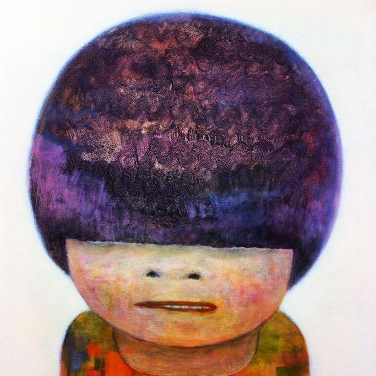 Yoshitomo Nara #art #girl