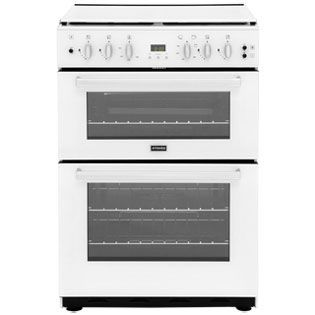 Stoves Gas Cookers with Glass Splashback Lid And Gas Safety Cut Off ao.com