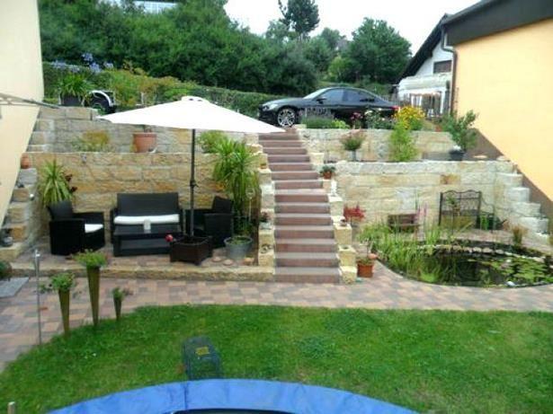 Etwas Neues genug Garten hang terrassen anlegen | Garten | Garten, Gartengestaltung &JM_42